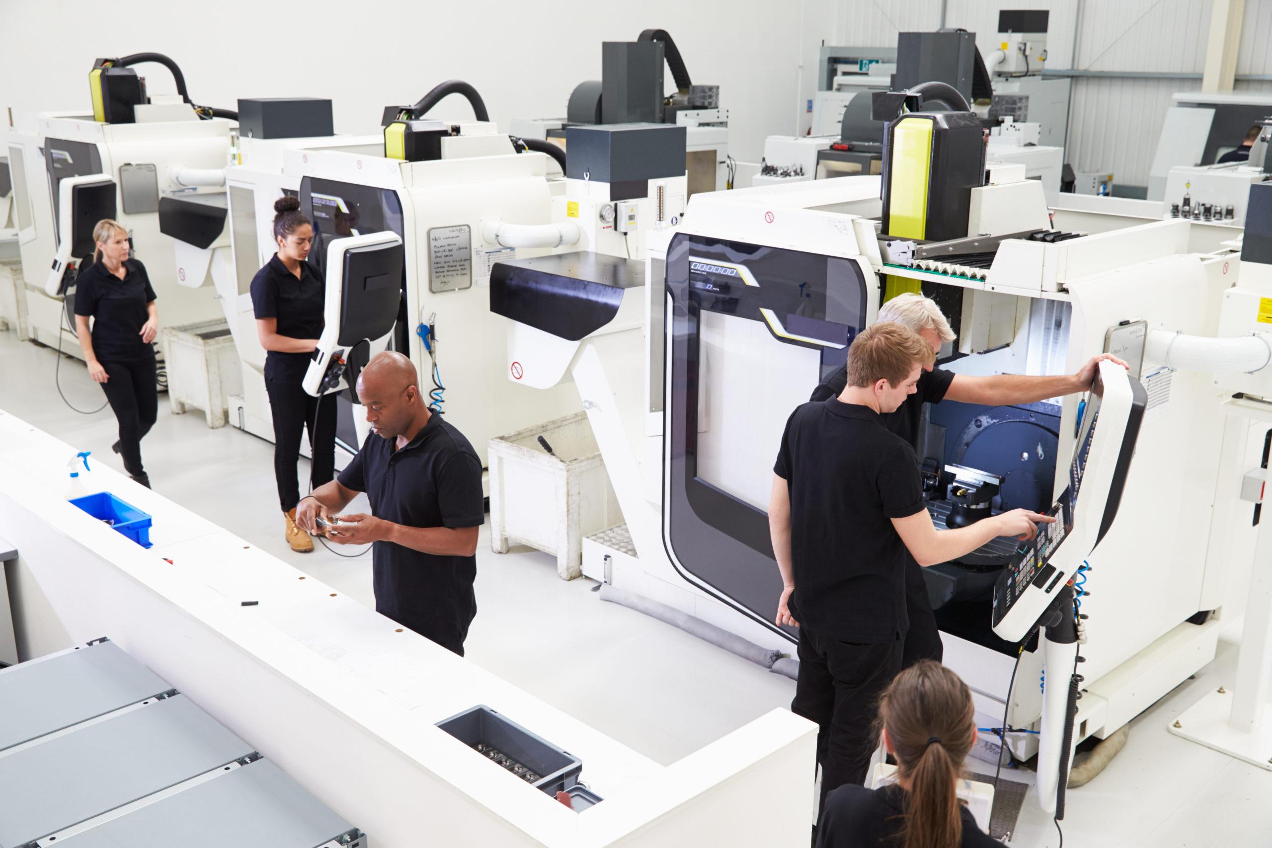 Industrie & Maschinen
